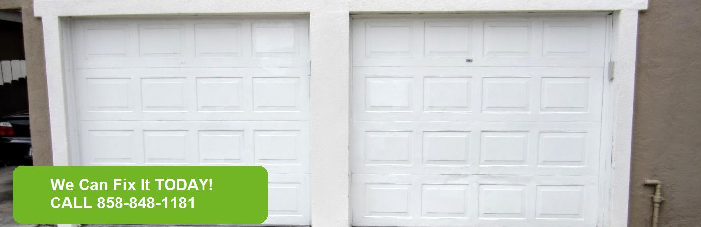 Garage Door Repair San Diego 858-848-1181